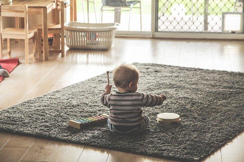 La tendance est aux produits naturels pour bébés