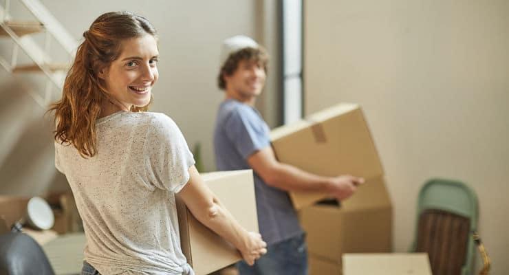 Comment déménager quand on n'a pas d'argent?
